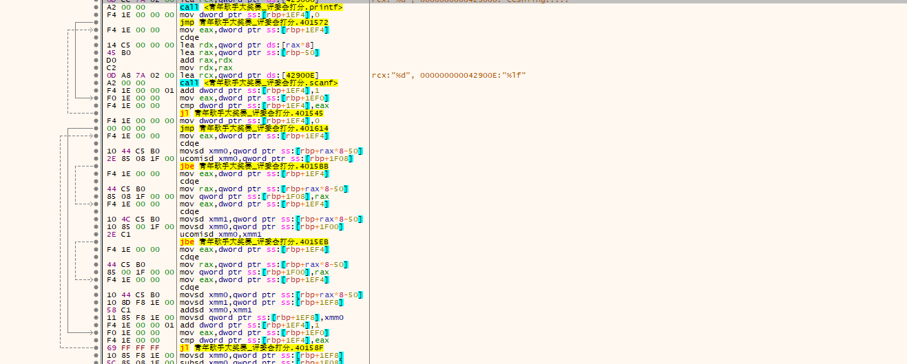 开源项目精选:使用x64dbg 进行反汇编- 开源工场