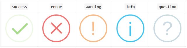 开源项目精选: JS消息对话框插件SweetAlert2
