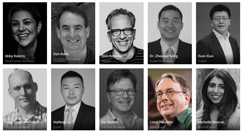 Linus Torvalds 親臨現場,LC3 Conference 2018 你想來嗎?