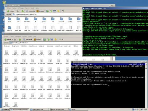 对 Windows 二进制兼容的开源操作系统 ReactOS 发布 0.4.9 版