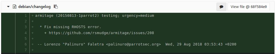 适于安全测试、开发及隐私防护的发行版 Parrot 发布 4.2 版