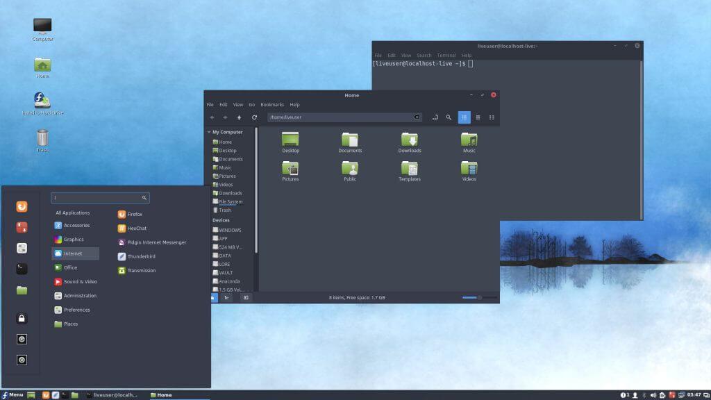 距首版本 Core 1 近 15 年,Fedora 29 发布