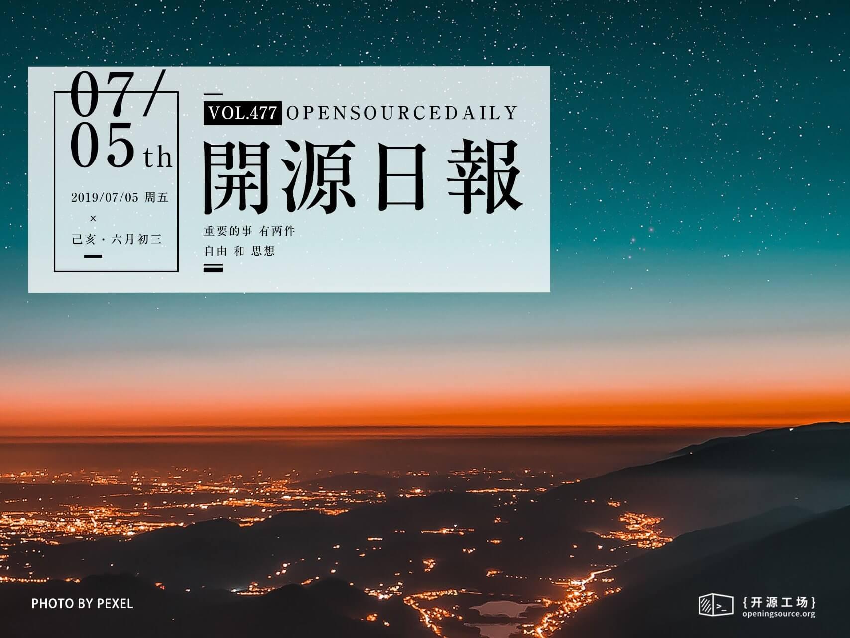 开源日报第477期:《名言警句 motivate》
