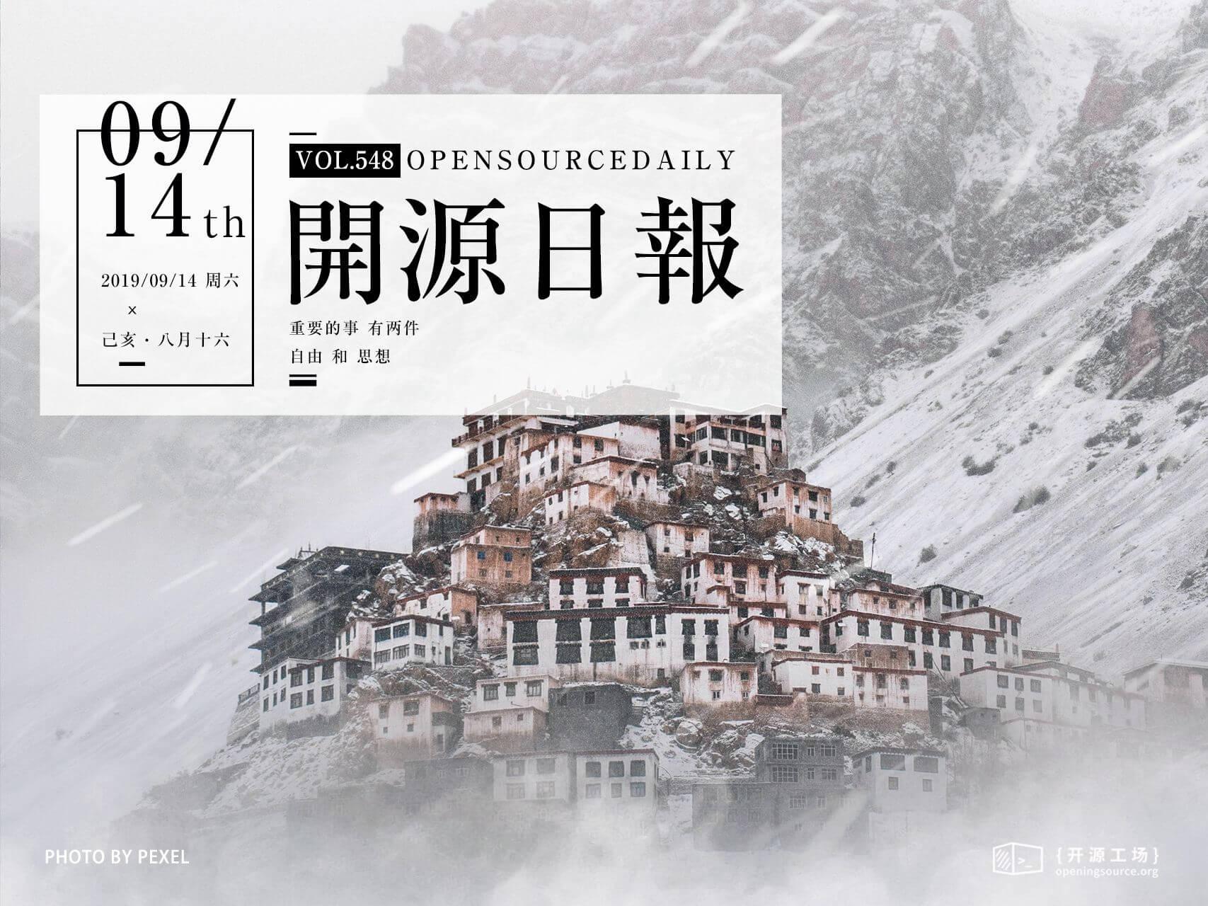 開源日報第548期:《要用圖片製造圖片 tiler》