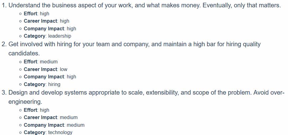 开源日报第568期:《准则 senior-engineer-checklist》