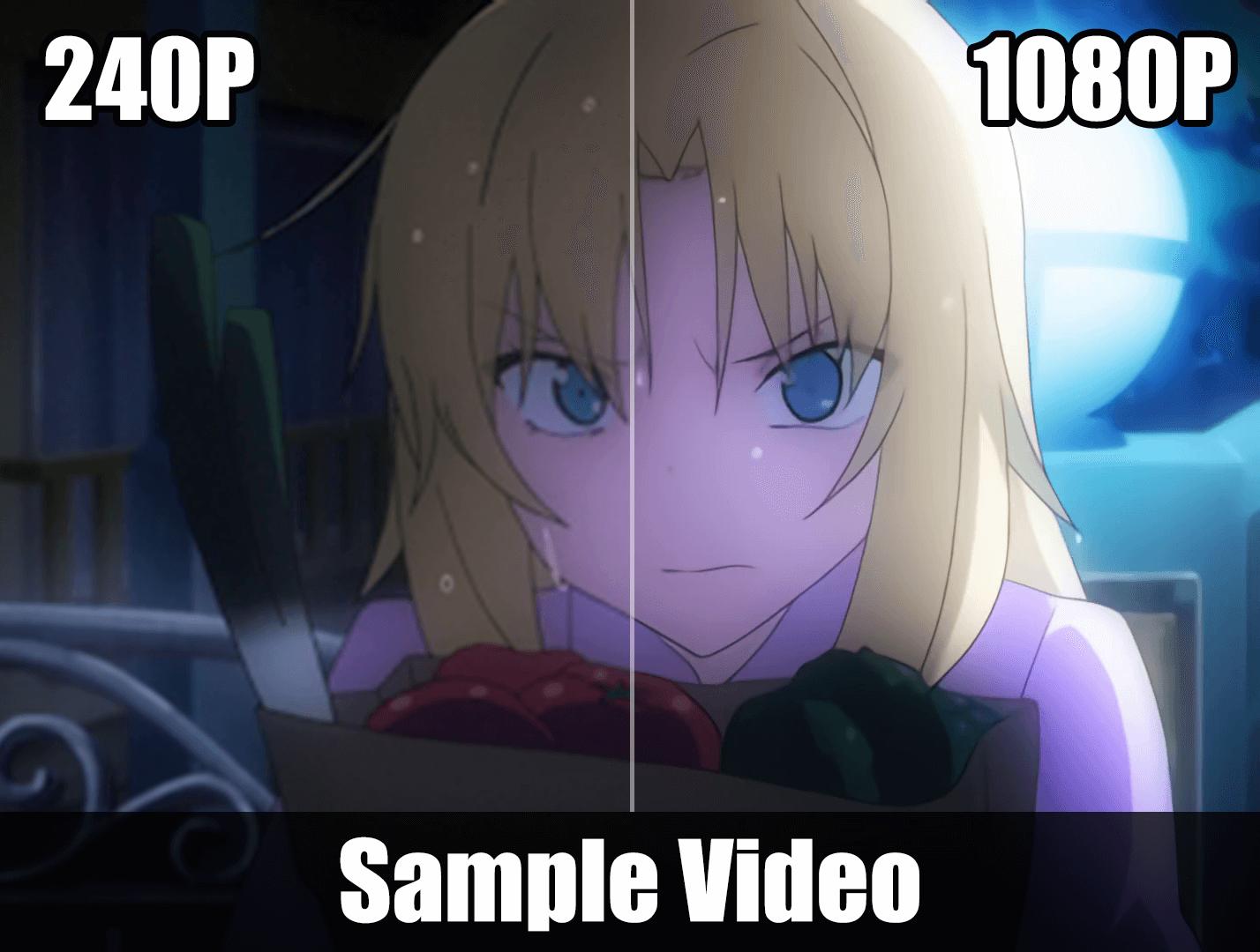 開源日報第575期:《畫質 Anime4K》
