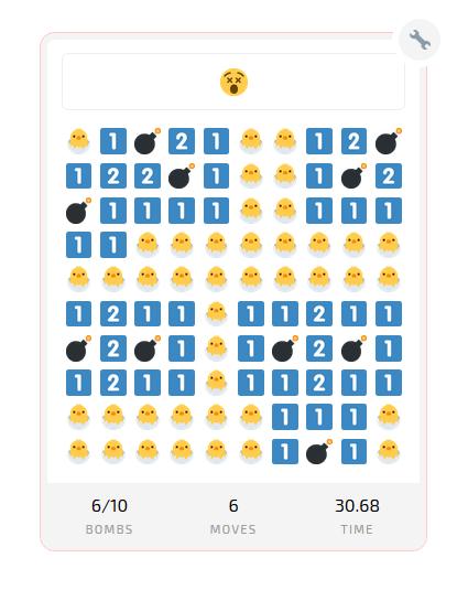 开源日报第589期:《表情扫雷 emoji-minesweeper》