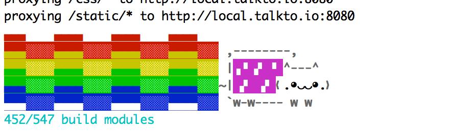 開源日報第655期:《加貓 nyan-progress-webpack-plugin》