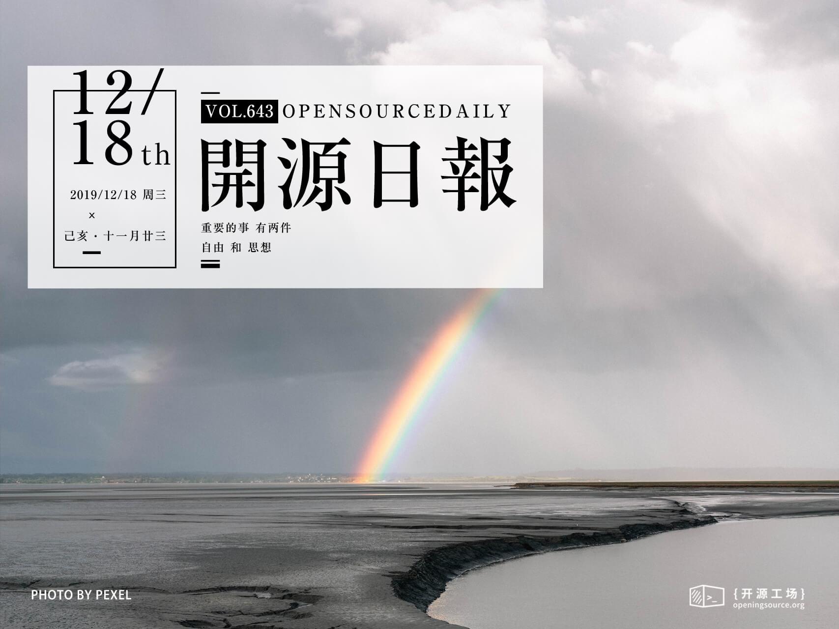 開源日報第643期:《簡單為美 Katana》