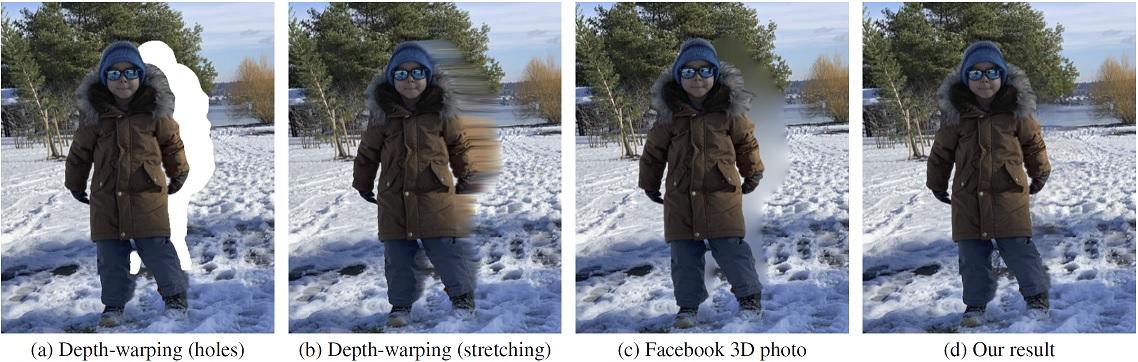 开源日报第815期:《3D图片 3d-photo-inpainting》