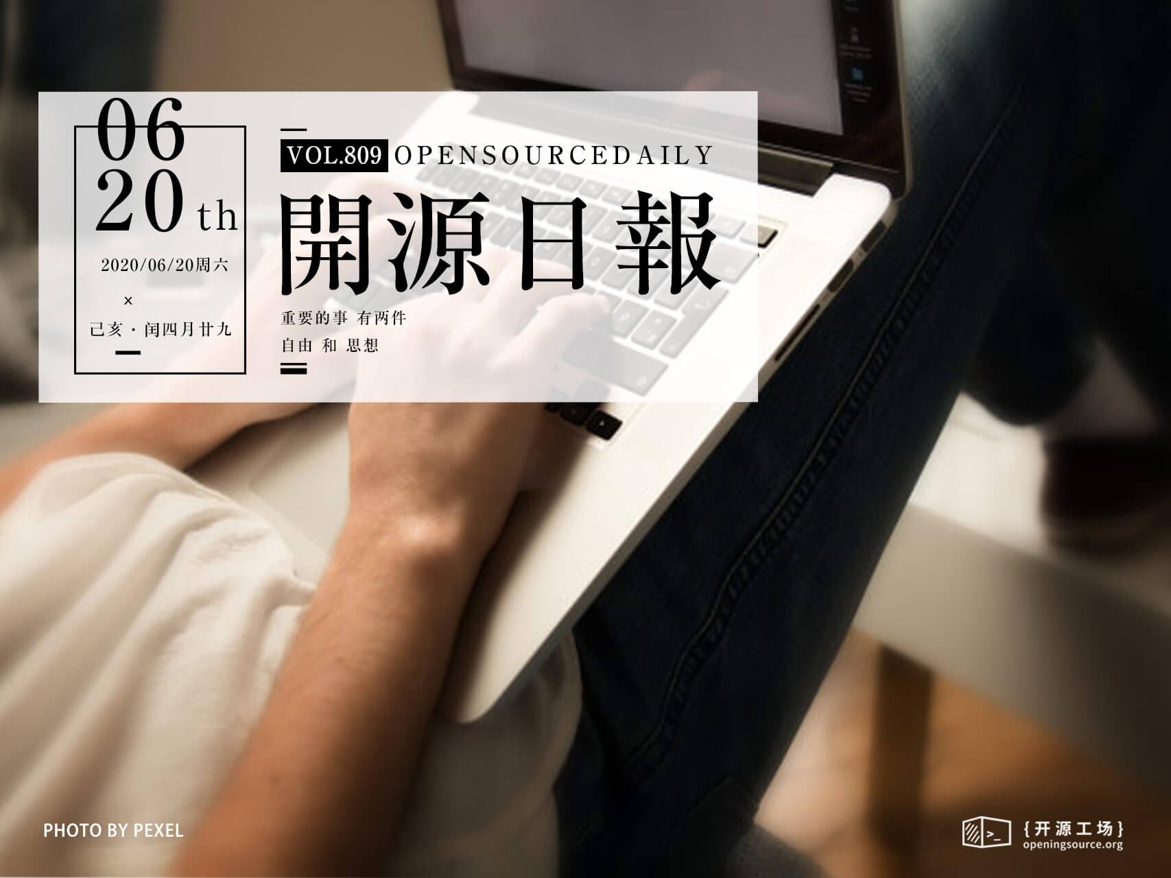 开源日报第809期:《变成壁纸 lively》