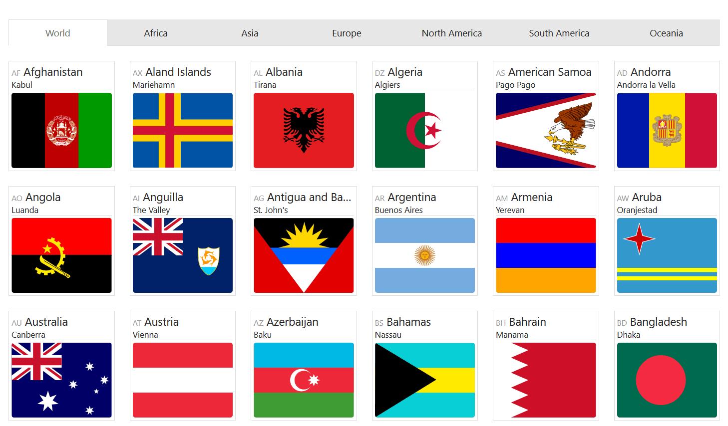 开源日报第841期:《竖起flag flag-icon-css》